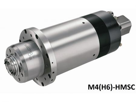#40 Built-in Spindle - Built-in Motor High Speed Spindle with Housing diameter 210.