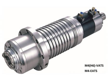 Direct Drive Machining Center Spindle with Housing diameter 150 - Direct Drive Spindle with Housing diameter 150. Max. speed: 12,000 ~ 15,000rpm