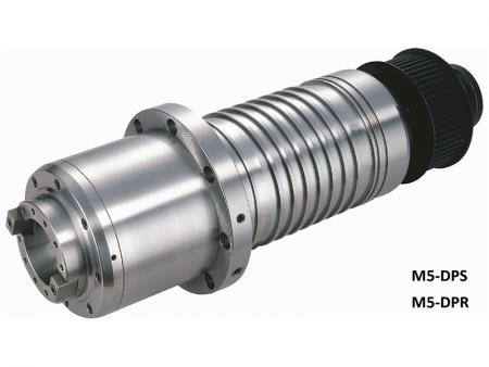 The Spindle Driven by Pulley with Housing diameter 155 - Pulley Driven spindle with Housing diameter 155. Max. speed:10,000 ~ 15,000rpm