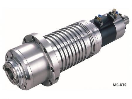 Broche de centre d'usinage à entraînement direct avec boîtier diamètre 155 - Broche à entraînement direct avec boîtier diamètre 155. Max. vitesse : 12 000 ~ 15 000 tr/min
