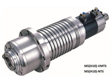 Mandrino centrale di lavoro a trasmissione diretta con diametro dell'alloggiamento 190 - Mandrino ad azionamento diretto con diametro dell'alloggiamento 190. max. velocità: 12.000 ~ 15.000 giri/min