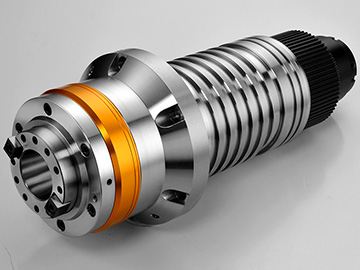 Pulley Driven Spindle