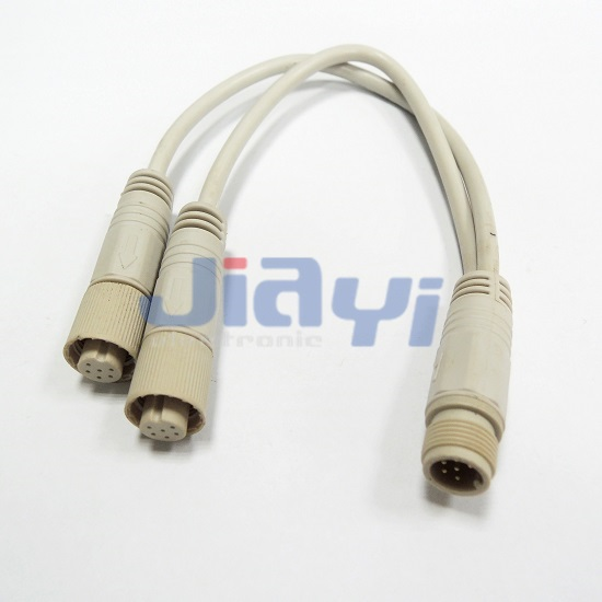 M12 Waterproof Cable - M12 Waterproof Cable