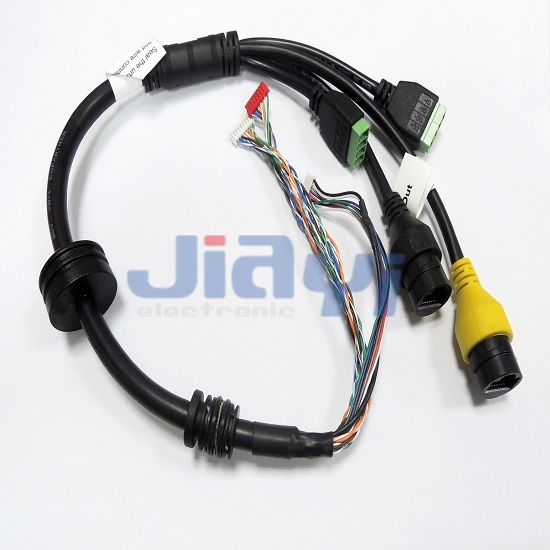 Custom Solution Cable Assembly - Custom Solution Cable Assembly