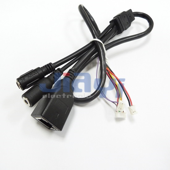 Custom Overmold Cable Assembly - Custom Overmold Cable Assembly