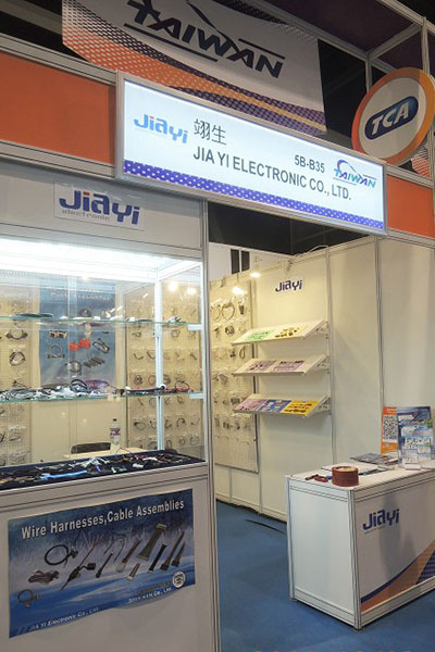 JIA YI - Fabricante de Chicotes de Arame