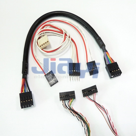 Dupont Wire to Board Connector Wire Harness