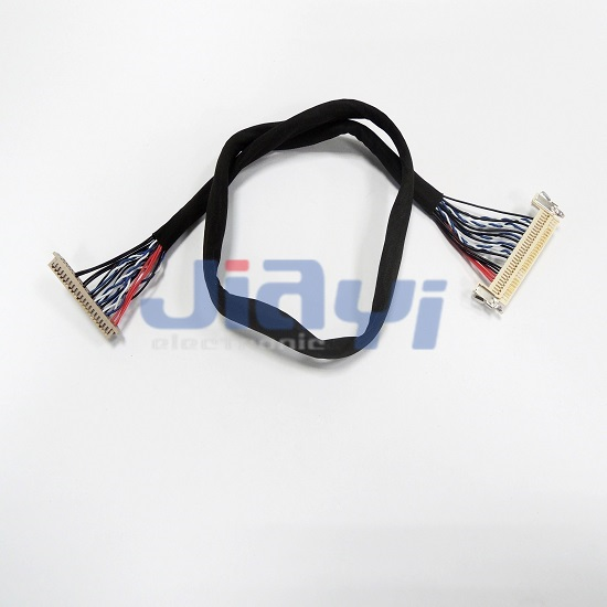 Hirose DF13 LVDS and LCD Wire Harness - Hirose DF13 LVDS and LCD Wire Harness