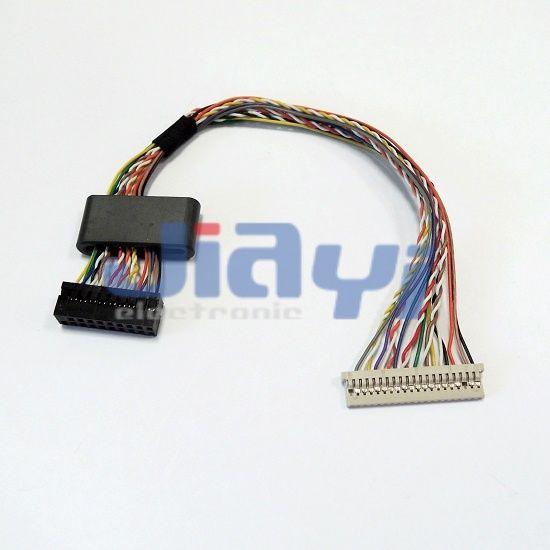 Hirose DF14 Custom LVDS Screen Cable - Hirose DF14 Custom LVDS Screen Cable