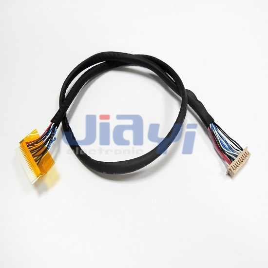 Hirose DF19 LVDS and LCD Wire Harness - Hirose DF19 LVDS and LCD Wire Harness