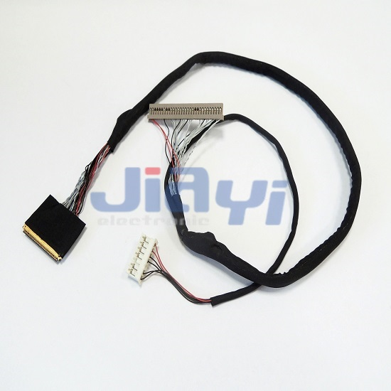 IPEX 20453 LVDS and LCD Wire Harness - IPEX 20453 LVDS and LCD Wire Harness
