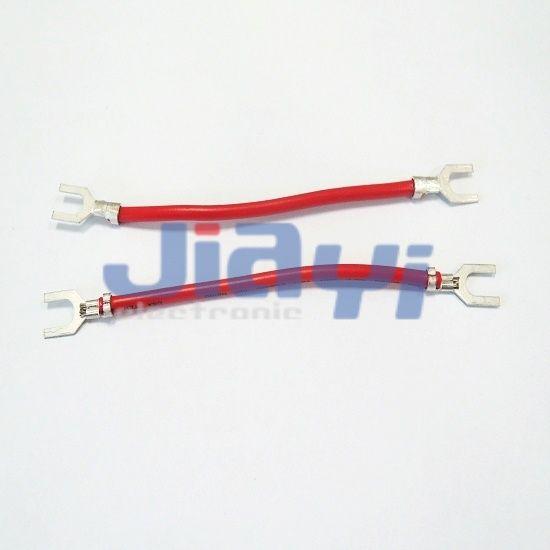 Неизолированный жгут проводов лопаточных клемм - Неизолированный жгут проводов лопаточных клемм