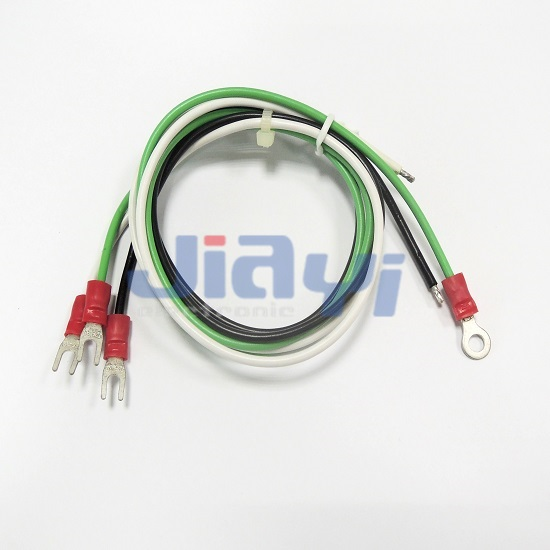 PVC Insulated Spade Terminal Wiring Harness - PVC Insulated Spade Terminal Wiring Harness