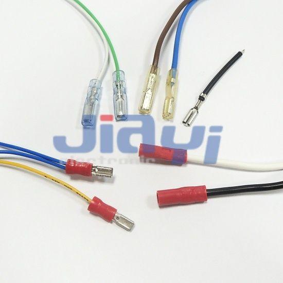 110 Type (2.8mm) Faston Terminal Wire Harness - 110 (2.8mm) Faston Terminal Wire Harness