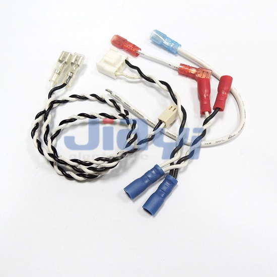 187 Type (4.8mm) Faston Terminal Wire Harness - 187 (4.8mm) Faston Terminal Wire Harness