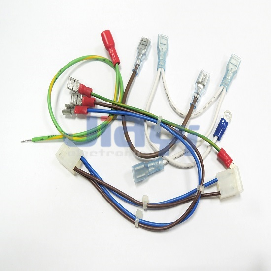 250 Type (6.35mm) Faston Terminal Wire Harness - 250 (6.35mm) Faston Terminal Wire Harness