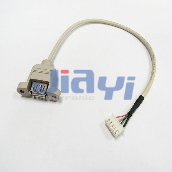 USB-Kabel für die Schalttafeleinbau - USB-Kabel für die Schalttafeleinbau