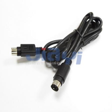 Mini Din Cable Assembly