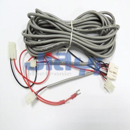 Assemblage de faisceau de câblage automobile
