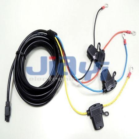 Assemblage de faisceau de câbles automatique