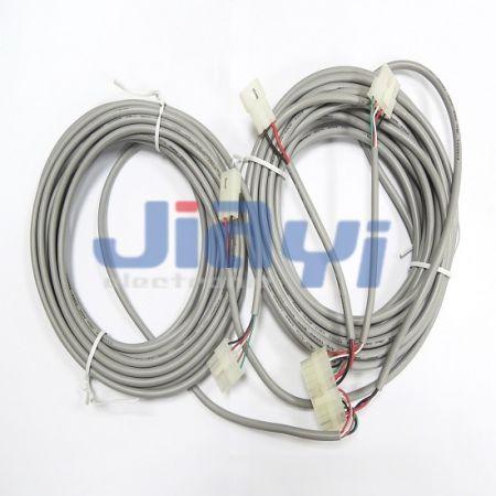 Conjunto de arnés de cable para automóvil