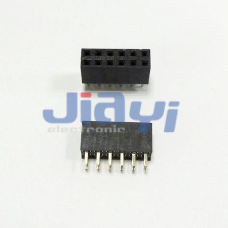 Conector de cabeçote fêmea de 2,0 mm de passo - Conector de cabeçote fêmea de 2,0 mm de passo