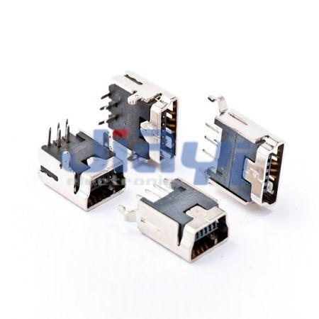 Conector Mini USB - Conector Mini USB