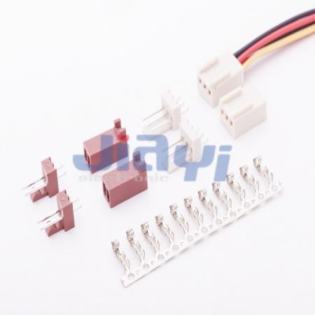 Pitch 2,54 mm Molex 6471 fio para conector de placa - Pitch 2,54 mm Molex 6471 fio para conector de placa