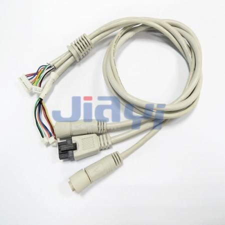 Ensamblaje de cables de diseño personalizado - Ensamblaje de cables de diseño personalizado