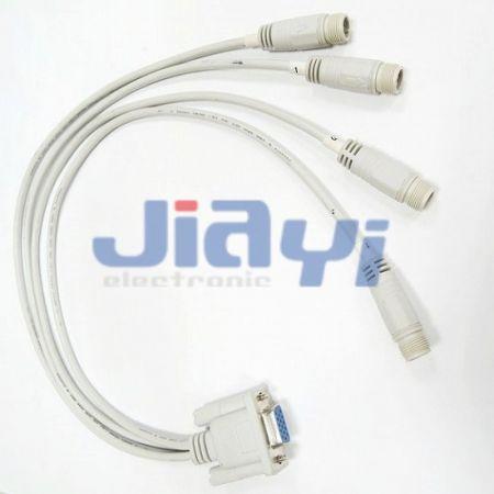 Proveedor de ensambles de cables personalizados - Proveedor de ensambles de cables personalizados