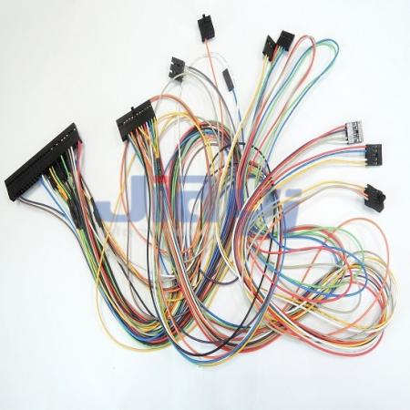 Custom Wire Loom for PCB