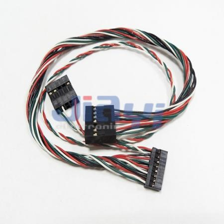 Dupont 2.0mm Pitch Dual Row Connector Wire Harness - Dupont 2.0mm Pitch Dual Row Connector Wire Harness