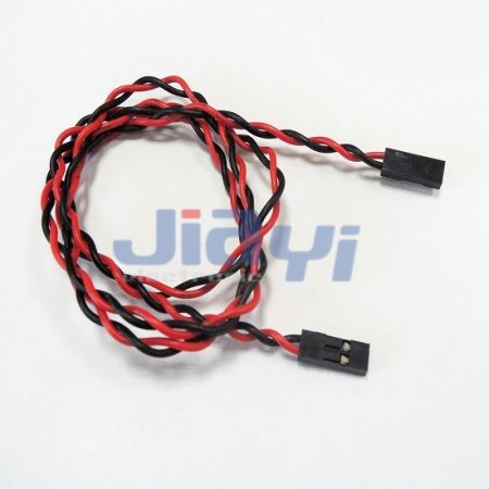 Dupont 2.54mm Pitch Single Row Connector Wire Harness - Dupont 2.54mm Pitch Single Row Connector Wire Harness