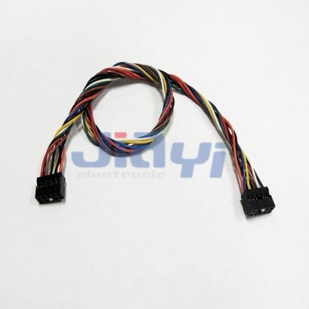 Pitch 2.0mm Dupont Extension Wire Harness Assembly - Pitch 2.0mm Dupont Extension Wire Harness Assembly