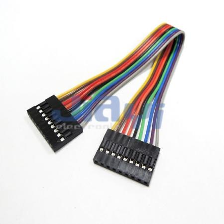 Harness Assemblies with Dupont 2.54mm Connector - Harness Assemblies with Dupont 2.54mm Connector