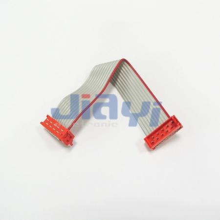 Ribbon Cable Assembly with Micro Match Connector - Ribbon Cable Assembly with Micro Match Connector