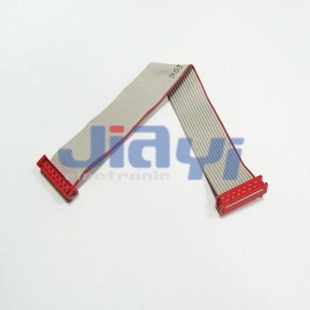 Conjunto de cabo de fita com conector Micro Match - Conjunto de cabo de fita com conector Micro Match