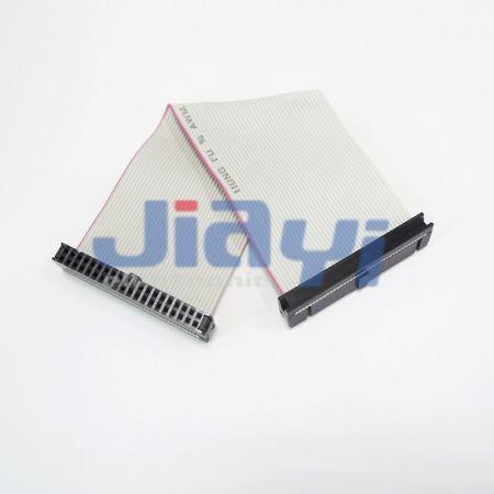Conjunto de cabo com soquete IDC 2,54 mm - Conjunto de cabo com soquete IDC 2,54 mm