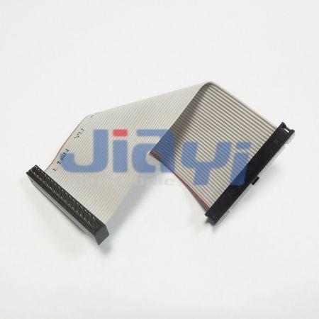 IDC Socket to Dip Plug Flat Ribbon Cable - IDC Socket to Dip Plug Flat Ribbon Cable