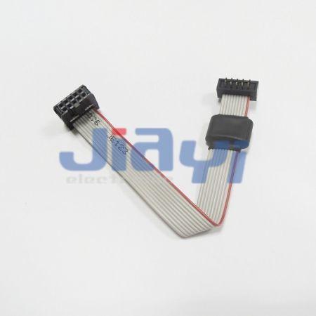 Conjunto de cabo plano IDC personalizado - Conjunto de cabo plano IDC personalizado