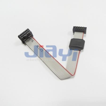 Custom IDC Flat Cable Assembly - Custom IDC Flat Cable Assembly