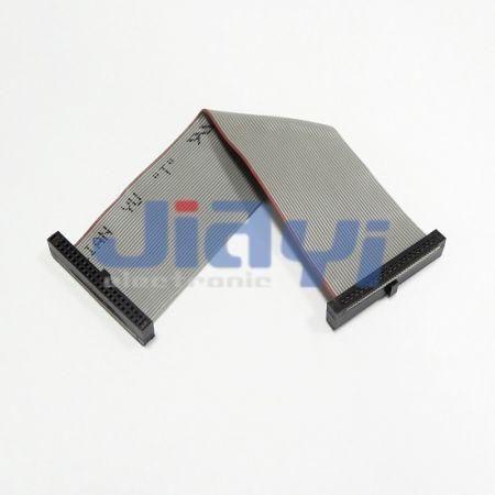 Passo 1.27 mm x 1.27 mm Conjunto de cabo de fita IDC - Passo 1.27 mm x 1.27 mm Conjunto de cabo de fita IDC