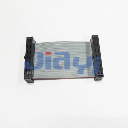 Passo 1.27 mm x 2.54 mm Conjunto de cabo de fita IDC - Passo 1.27 mm x 2.54 mm Conjunto de cabo de fita IDC