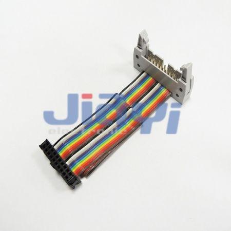 Сборка плоского кабеля Rainbow - Сборка плоского кабеля Rainbow