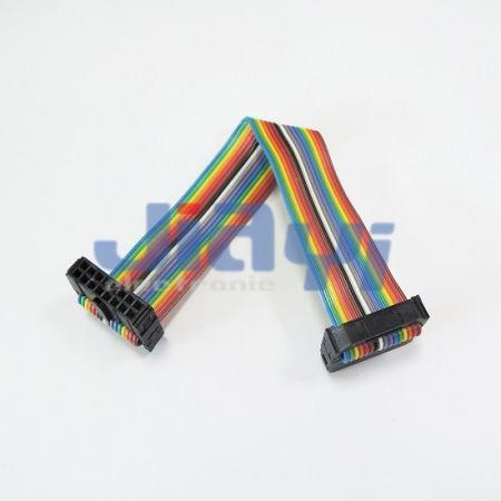 Сборка ленточного кабеля с пользовательским цветовым кодом - Сборка ленточного кабеля с пользовательским цветовым кодом