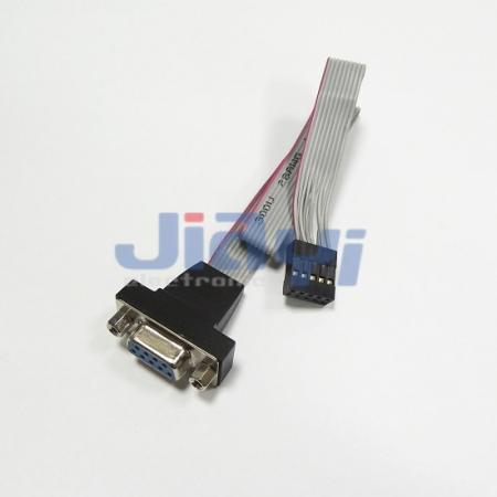 Ribbon Flat Cable Assembly with D-SUB Connector - Ribbon Flat Cable Assembly with D-SUB Connector