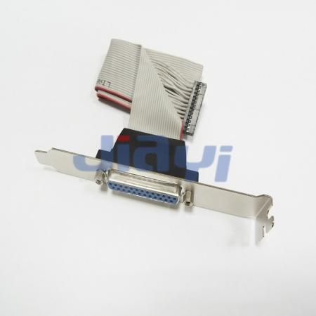 Custom D-SUB Ribbon Flat Cable - Custom D-SUB Ribbon Flat Cable