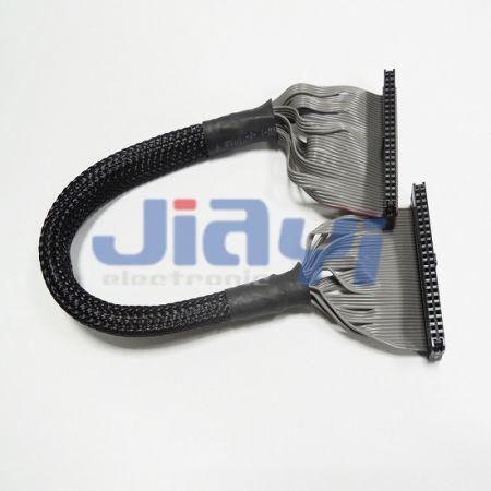 Conjunto de cabo de fita plana - Conjunto de cabo de fita plana