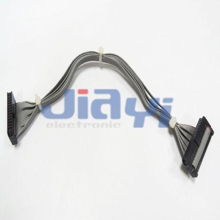 Изготовленный на заказ плоский ленточный кабель - Изготовленный на заказ плоский ленточный кабель