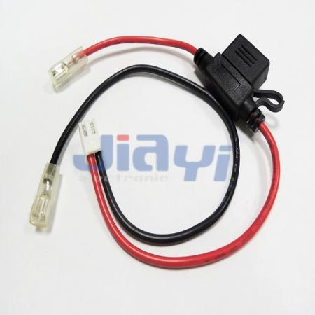 Car Overmold Fuse Box Wiring Harness